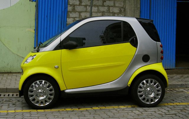 The Environmental Difference Smart Cars Actually Make