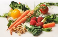 plant based diet vegetables and fruits