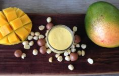Mango and Macadamia Nuts